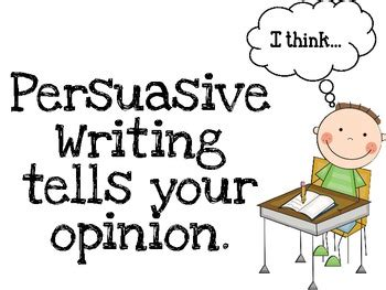What means persuasive essay